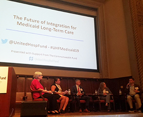 Future of Integration for Medicaid Long-Term Care